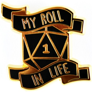 Broche - My Roll in Life