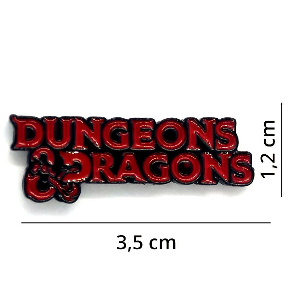 Broche - Dungeons & Dragons #1