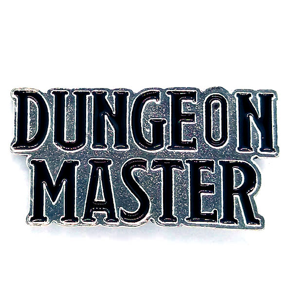 Broche - Dungeon Master