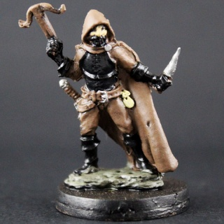 Miniatura RPG - Ladino #9 Heróis e Personagens