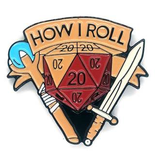 Broche - How I Roll