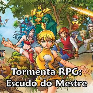 Tormenta RPG – Escudo do Mestre