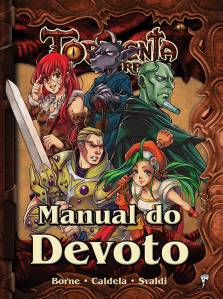 Manual do Devoto Tormenta RPG