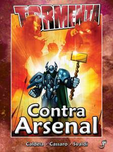 Contra Arsenal Tormenta RPG