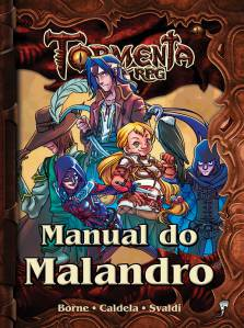 Manual do Malandro Tormenta RPG