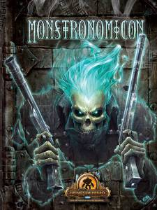 Reinos de Ferro RPG - Monstronomicon