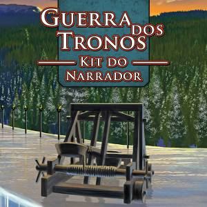 Guerra dos Tronos RPG - Kit do Narrador Guerra dos Tronos RPG