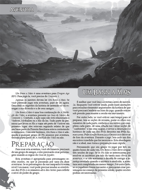 Dragon Age RPG - Kit do Mestre
