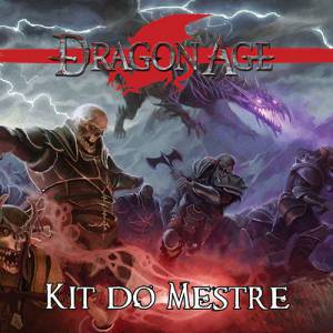 Dragon Age RPG - Kit do Mestre Livros de RPG