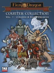 Counter Collection Livros de RPG
