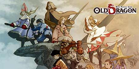 Suplemento de Final Fantasy Tactics para Old Dragon